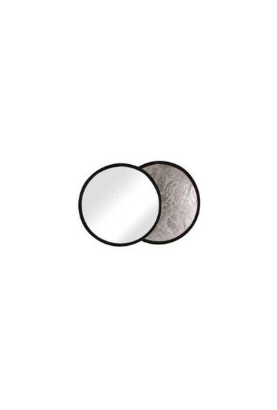 Weifeng 120 Cm White/Silver (Beyaz/Gümüş) Çiftli Yansıtıcı