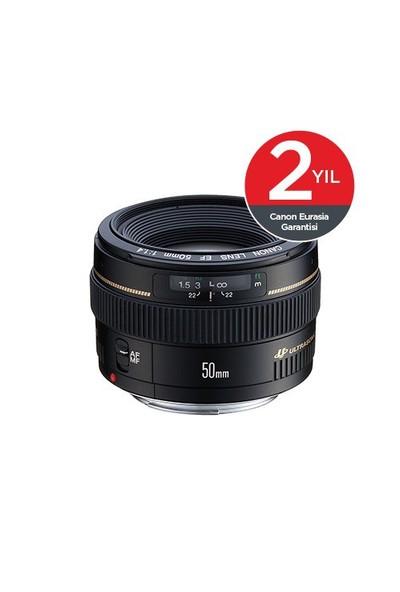 Canon EF 50mm f/1.4 USM Objektif