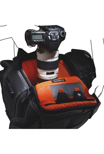 Vanguard Skyborne-48 D.Kamera sırt çantası