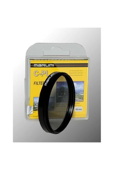 Marumi 58 mm Circular Polarize Filtre M035