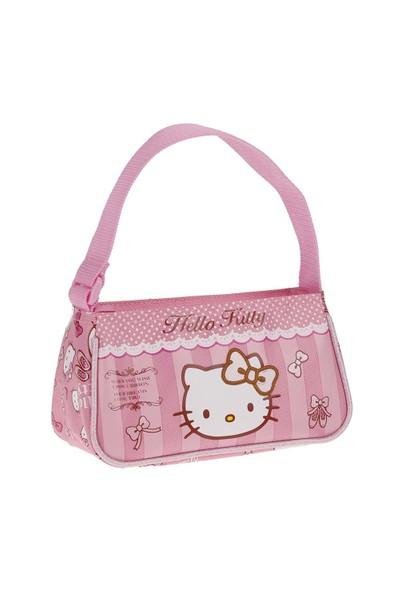 Hello Kitty 86608 Pembe Unisex Çocuk El Çantası