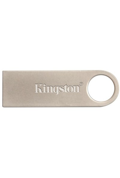 Kingston 32GB Mini Metal USB Bellek (DTSE9H/32GBZ)