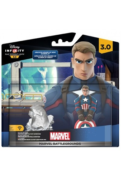 Disney Infinity 3.0 Marvel Battlegrounds Playset