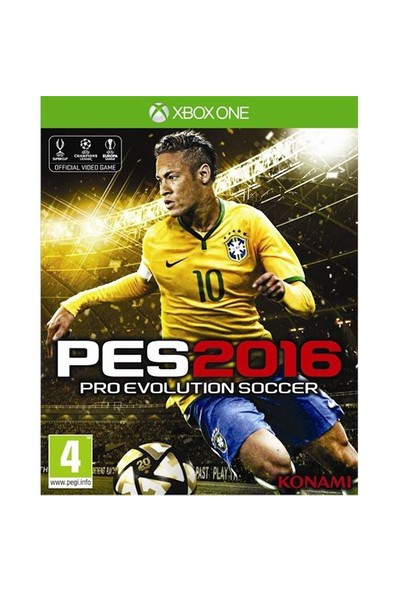 Pro Evolution Soccer 2016 ( Pes 2016 ) Xbox One