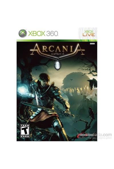 Arcania Gothic Xbox 360