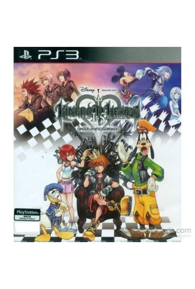 Kingdom Hearts 1.5 PS3