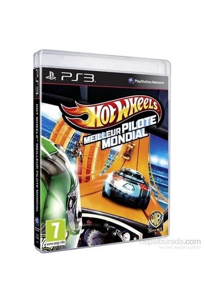 Hot Wheels Worlds Best Drivers PS3