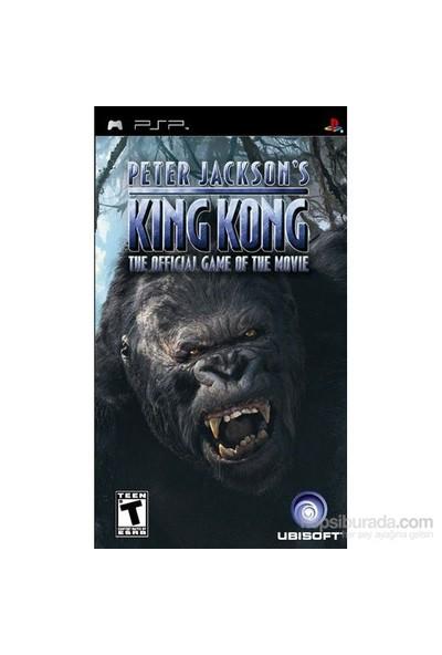 King Kong PSP