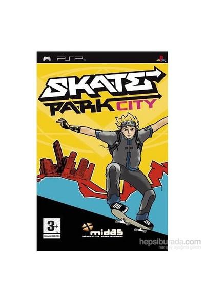 Skate Park City PSP