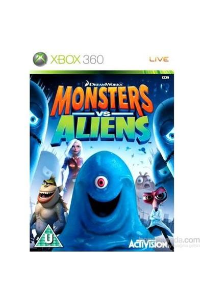 Monsters Vs Aliens Xbox 360