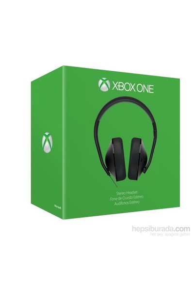 Xbox One Stereo Kulaklık