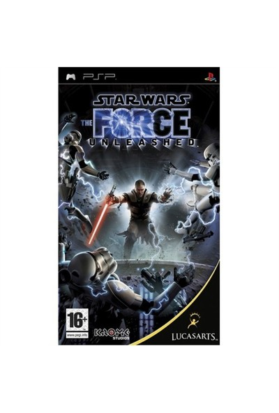 Activision Psp Star Wars Force Unleashed