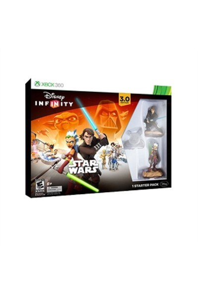 Disney X360 Infinity 3.0 Star Wars Starter Pack