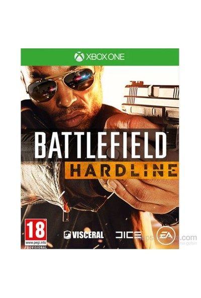 Electronic Arts Battlefield Hardline Xbox One Oyun