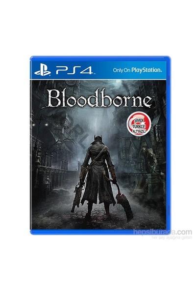 Bloodborne PS4 Oyun