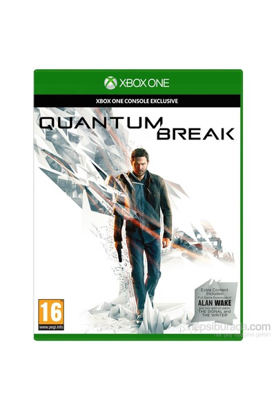Quantum Break Xbox One Oyun