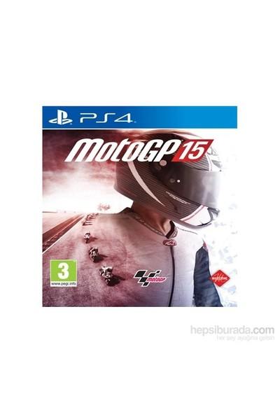 MotoGP 2015 PS4