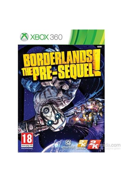 Borderlands The Presequel Xbox 360