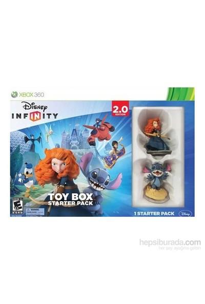 Disney Infinity 2.0 Originals Starter Pack Xbox 360