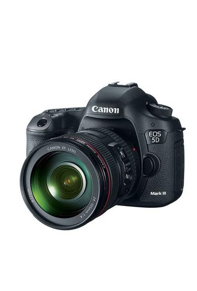 Canon 5D Mark Iıı + 24-105 Mm Lens Slr Fotoğraf Makinesi
