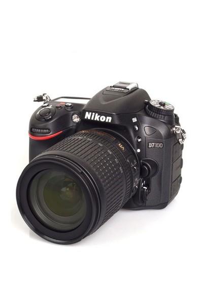 Nikon D7100 18-105 Mm Vr Lens Fotoğraf Makinası (İthalatçı Garantili)