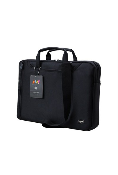 "M&W Colorday NB-1537-15--S 13,3""- 15,6"" Siyah Ultrabook & Laptop Çantası"