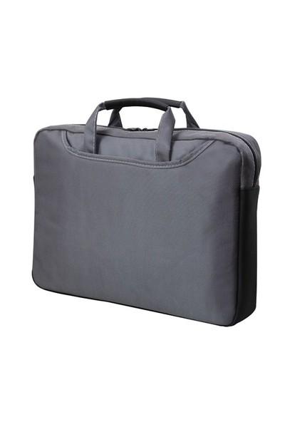 "M&W ColorDAY NB-1537-15--G 13,3""- 15,6"" Gri Ultrabook &Laptop Çantası"
