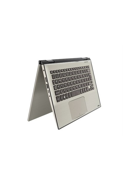 "Toshiba Satellite Radius 12 P20W-C-10D Intel Core i7 6500U 8GB 512GB SSD Windows 10 Home 12.5"" UHD Taşınabilir Bilgisayar"