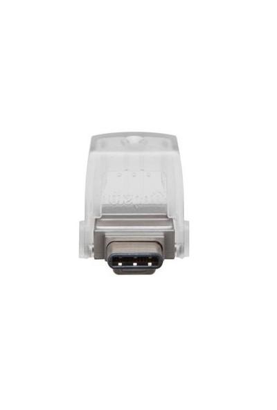 Kingston 64GB DT Microduo 3C USB 3.0/3.1 DTDUO3C/64GB