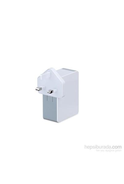 Ednet 4x USB Port Universal Şarj Cihazı (ED-31809)