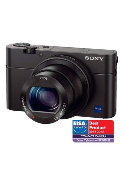 Sony DSC-RX100M3 Dijital Fotoğraf Makinesi