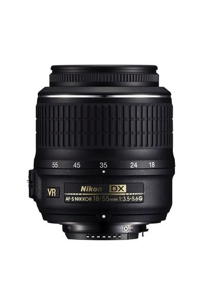 Nikon D7200 + 18-55 Vr + Çanta + 16 Gb Hafıza Kartı