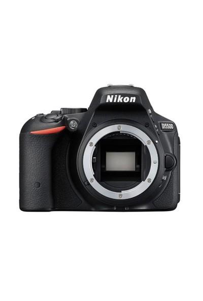 Nikon D5500 + 18-55 Vr + Çanta + 16 Gb Hafıza Kartı