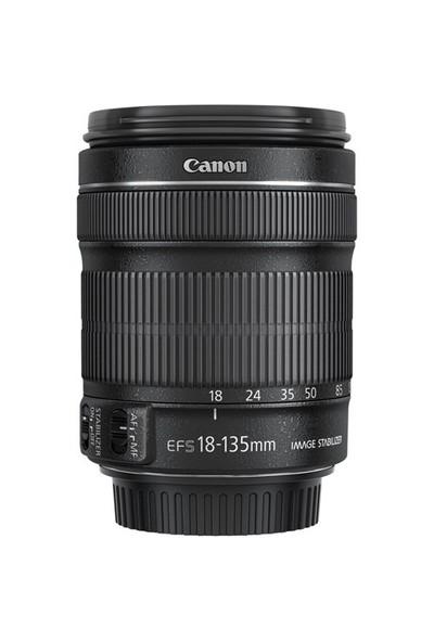 Canon Eos 80D + 18-135 Is Stm + Çanta + 16 Gb Hafıza Kartı