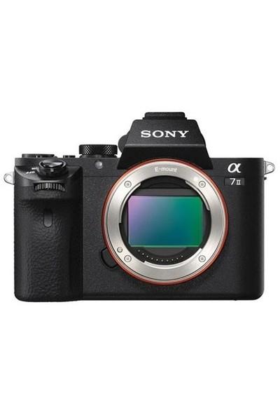Sony A7 II Body Full F rame Aynasız Fotoğraf Makinesi( Sony EurasiaGarantili )