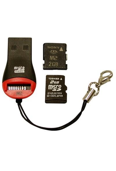 Biodata Micro Sd Kart Okuyucu