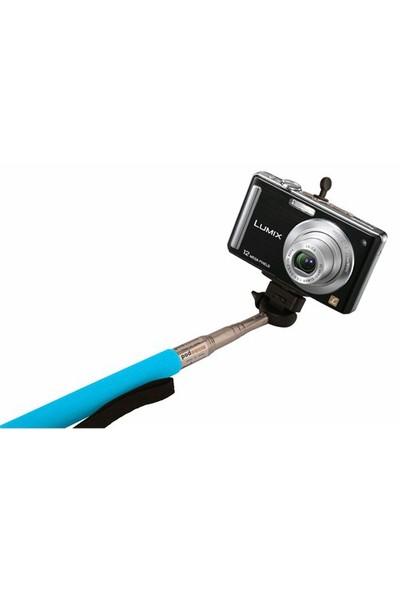 Monopod Z07-2 Selfie Çubuğu Mavi