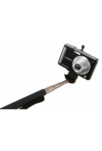 Monopod Z07-3 Selfie Çubuğu Siyah