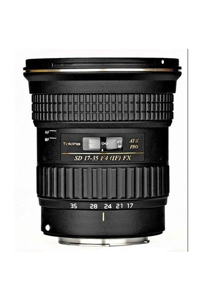 Tokina 17-35mm F4 FX Objektif Nikon Uyumlu