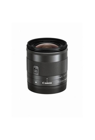Canon EF-M 11-22MM F4-5.6 IS STM Objektif