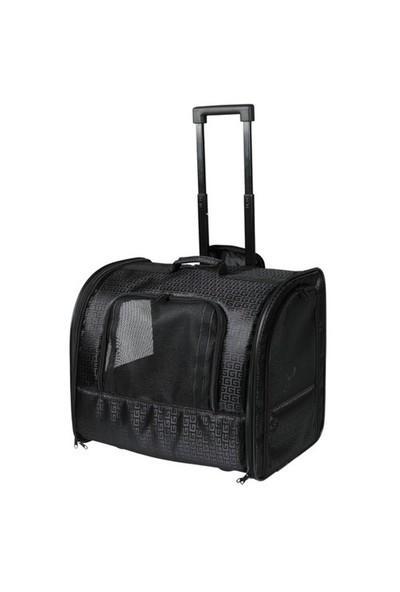 Trixie pet taşıma çantası 44x30x40cm siyah