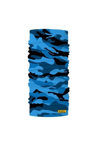 Bandanax Ultimate Camuflage Blue Bandana