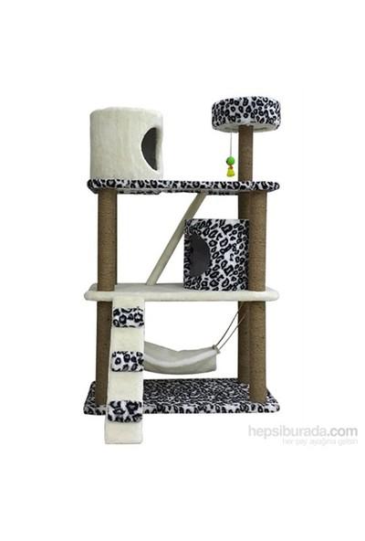 Flip Tek Girişli Kedi Oyun Alanı