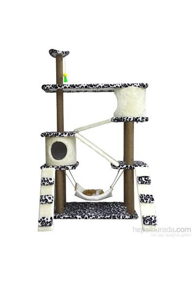 Flip İki Girişli Kedi Oyun Alanı