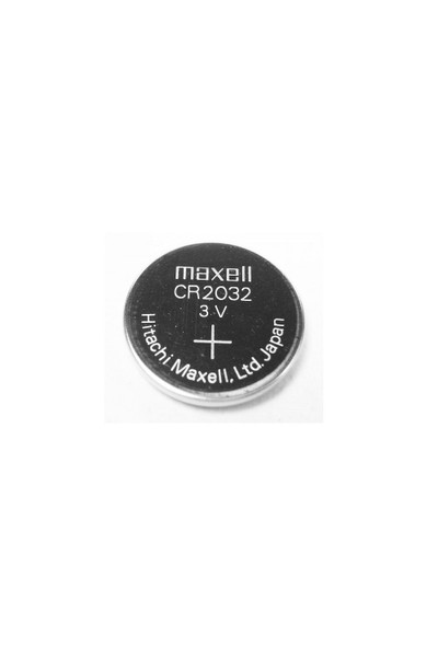 Maxell Cr2032 Pil Lithium Naturel