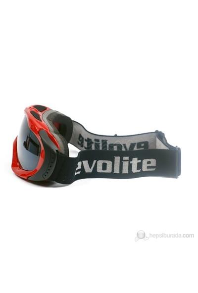 Evolite GTX Kayak Gözlüğü Kırmızı