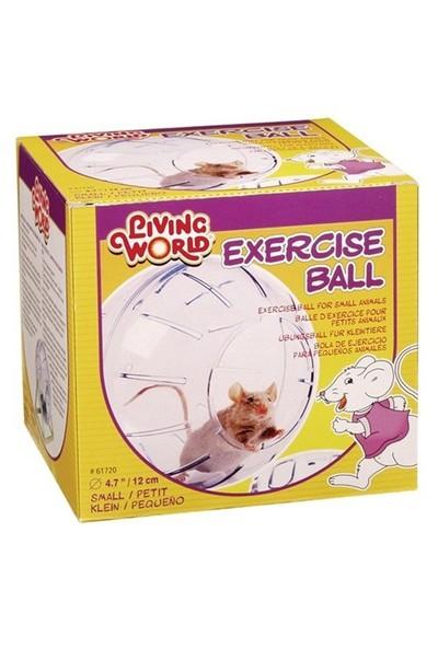 Living World Hamster Topu Standlı Küçük