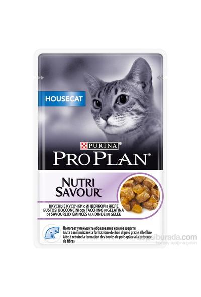 Pro Plan Housecat Hindili Kedi Yaş Maması 85 Gr