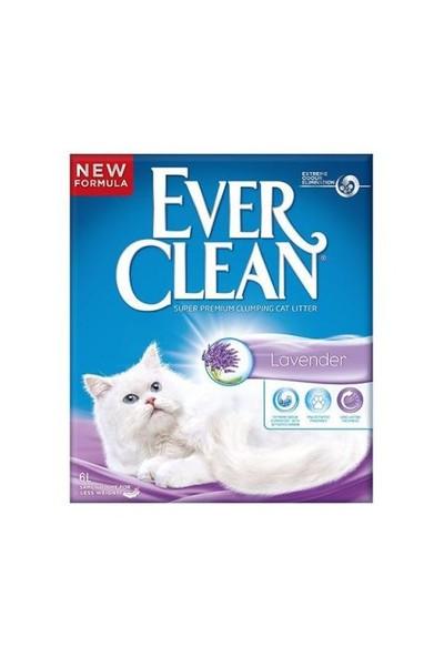 Ever Clean Lavanta Kokulu Kedi Kumu 6 Lt