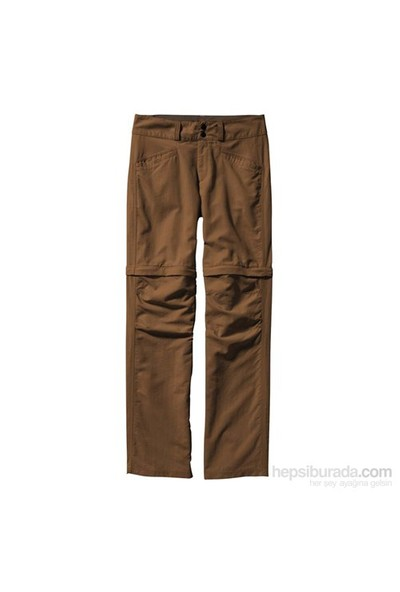 Patagonia W's Borderless Zip-Off Pantolon